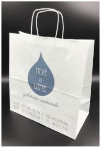 rifipack buste economiche take away food gelato a portar via shopper personalizzate