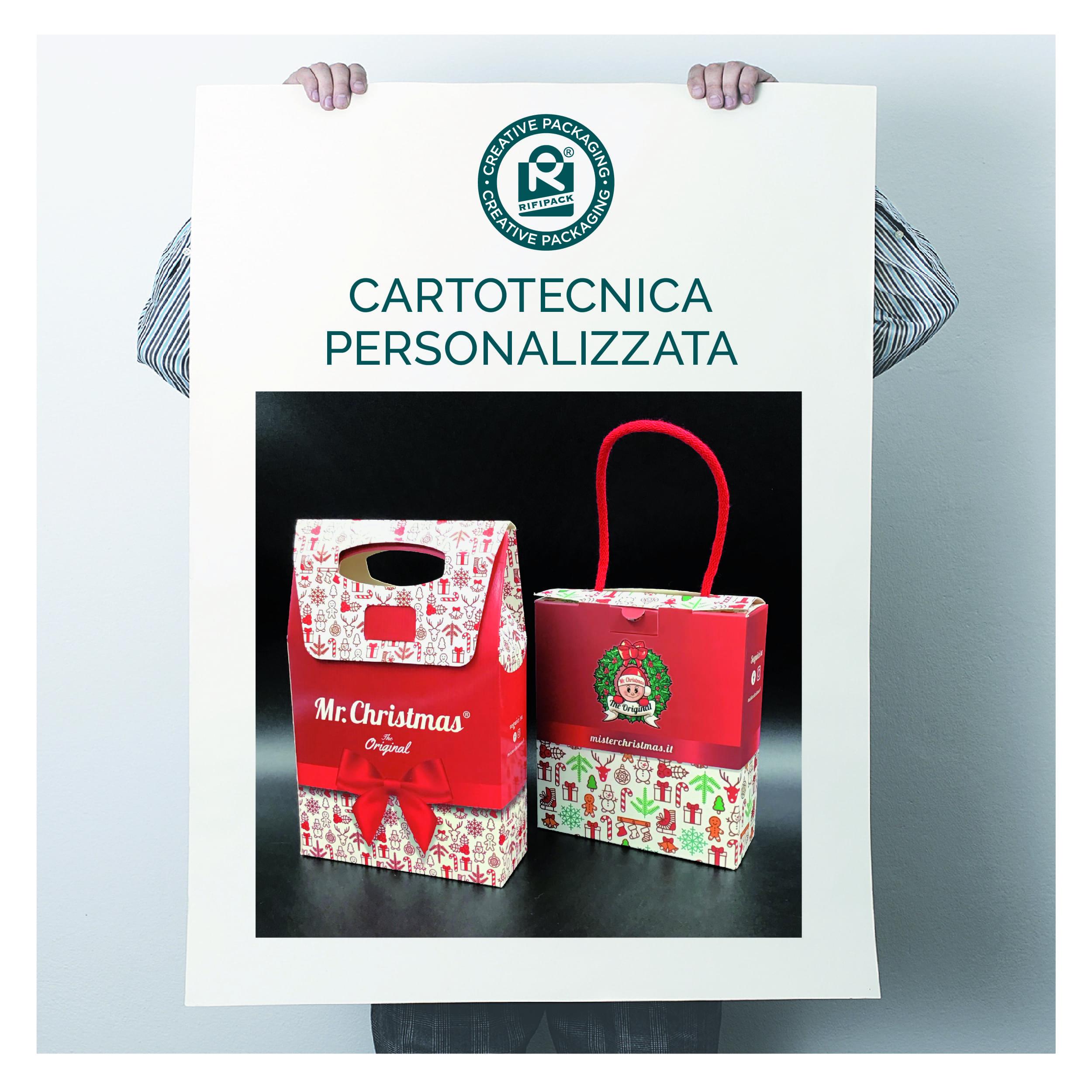 rifipack made in italy cartotecnica personalizzata natale