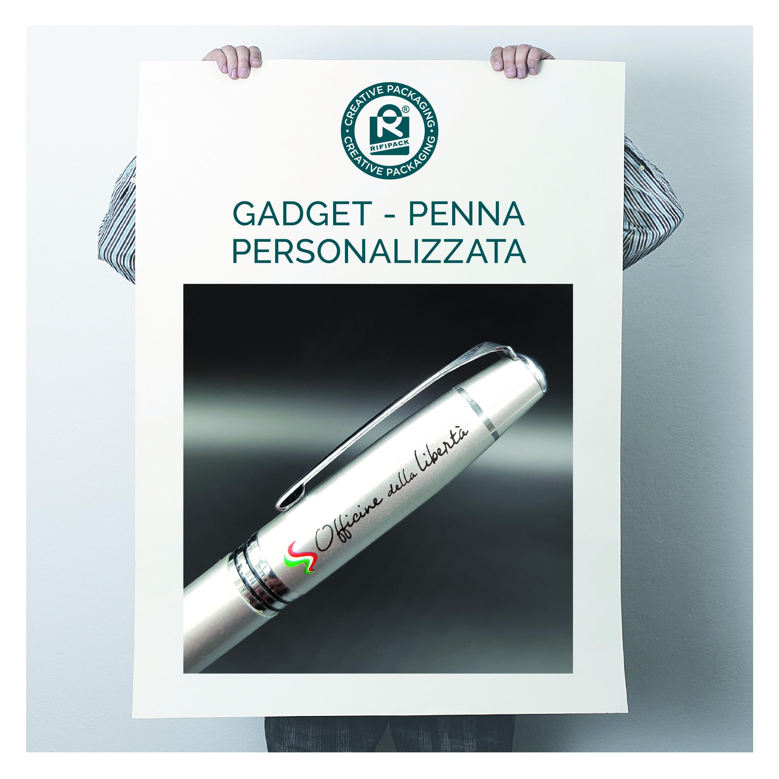 rifipack penna personalizzata gadget