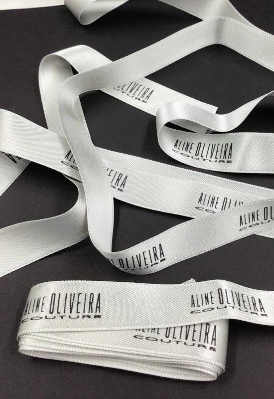 nastro tessuto doppio raso personalizzato stampa logo moda abbigliamento luxury elengante confezione regalo rifipack